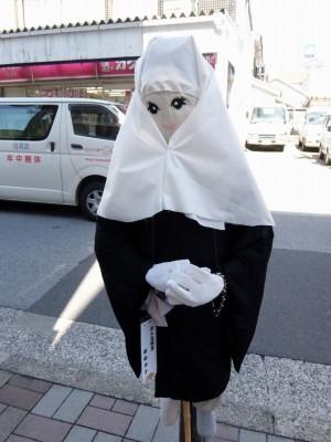 有名人になると、かかしにされるのか! 深川・かかしコンクールが妙に熱い!!の画像5