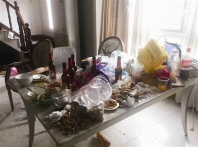 床にはウンコまで……中国人に部屋を貸したら、一晩でゴミ屋敷に!の画像2