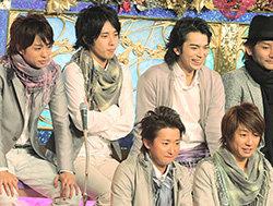 スキャンダル続出の嵐、テレ朝・小川彩佳の無臭ブログが唯一の救いか「伊藤綾子より全然いい!」とファンの画像1