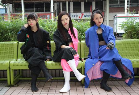 合言葉は「仏恥義理!」 木更津発・ヤンキーアイドルユニット「C-Style」を直撃の画像1