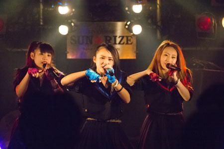 合言葉は「仏恥義理!」 木更津発・ヤンキーアイドルユニット「C-Style」を直撃の画像2