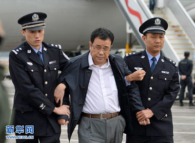 逃亡生活もラクじゃない!? 中国政府が公開した、汚職官僚たちのビフォー・アフターが衝撃的の画像4