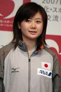 日本代表大躍進! 『世界卓球』熱戦の裏で、福原愛がお花畑ツイート連発中……の画像1