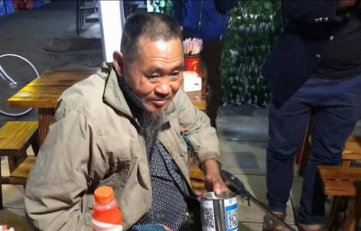 月収7万円異常! 「スマホ決済」大普及の中国で「ハイテク物乞い」が急増中の画像1