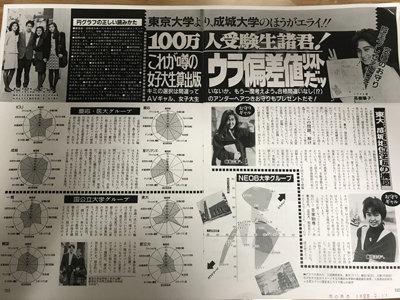 1989年、女子高生エロスの誕生──雑誌「GORO」がロリコンをとことん変態扱い!の画像2