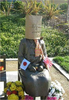 反日感情の象徴じゃなかったの? 韓国で相次ぐ、韓国人による少女像冒涜事件の画像1