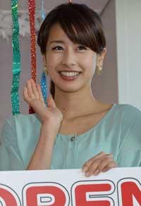 加藤綾子アナ『しゃべくり』日テレ初出演で他局解禁も、フジのイメージが強すぎて使えない!?の画像1
