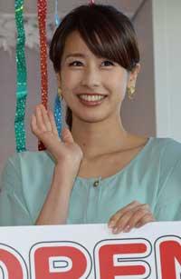 加藤綾子が来年から「日テレの顔」に!? 『news every.』『シューイチ』MCに大抜擢かの画像1