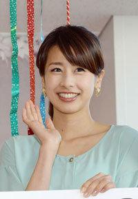亀山千広社長の退任で、カトパン加藤綾子がフジテレビと決別宣言!の画像1