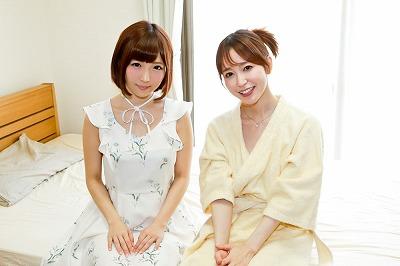 佐倉絆がアダルトVRの撮影現場に潜入! 思わず「わたしもセックスしたい!」の画像11