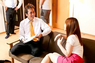 佐倉絆がアダルトVRの撮影現場に潜入! 思わず「わたしもセックスしたい!」の画像5