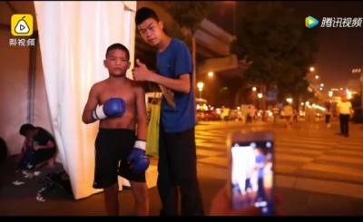 生きるためには仕方ない? 中国で「孤児ファイトクラブ」が物議の画像3