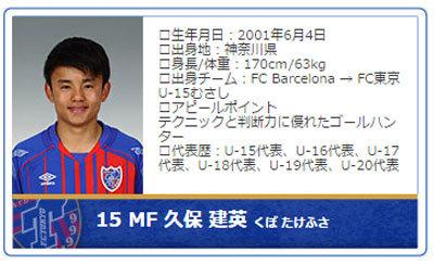 日本サッカーの宝・久保建英「5・3ルヴァン杯J1デビュー」の裏にうごめく利権の画像1