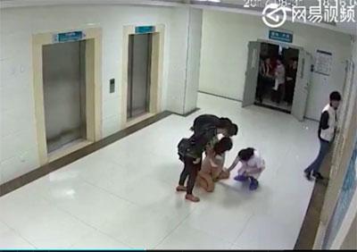 帝王切開を拒否したのは、家族か病院か……陣痛に耐えかねた妊婦が飛び降り自殺の画像1