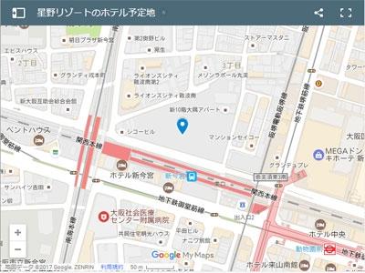 あの星野リゾートが日本一ヤバい街西成に進出! ウワサの建設予定地へ行ってみたの画像2