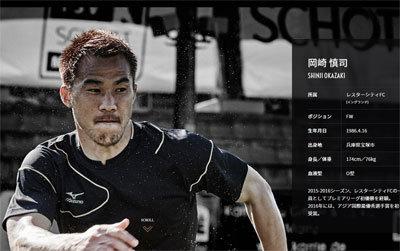 レスター・岡崎慎司がサッカーメディアに苦言「Jリーグに戻ればいいという雰囲気が、海外組をダメにする」の画像1