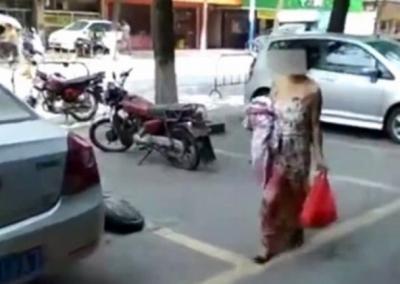 買い物中の妊婦が路上で立ち出産→赤ちゃんを抱えて、そのまま徒歩で帰宅するの画像3