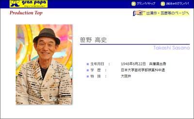 スカッとしないベテラン俳優・笹野高史「扱いにくさ」の原因は……?の画像1