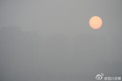 まるで国全体がスモークドチャイナ……中国・大気汚染「最悪レベル」を更新中!の画像2