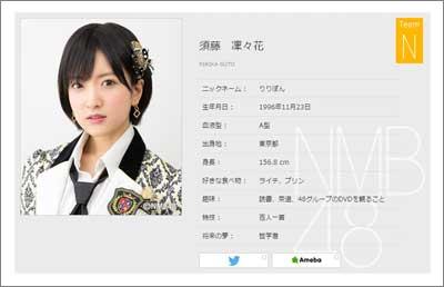 結婚宣言のNMB48・須藤凜々花ヤラセ会見に、一部メディアが不快感の画像1