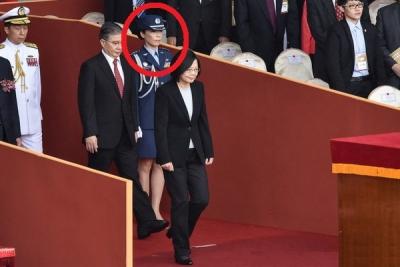 台湾「女性初の空軍大佐」が、蔡英文総統のSPからセクハラ被害? 大スキャンダルに発展かの画像2