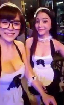 「夜遊び天国」消滅へ!? タイのウエイトレス「不適切な服装でアルコール飲料の宣伝」で逮捕 の画像1