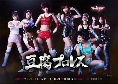 プロレスファン必見の小ネタ満載! AKB48の本物がここにある『豆腐プロレス』の画像1
