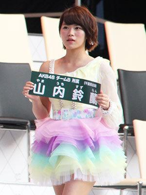 元ジャニーズ写真流出騒動SKE48・山内鈴欄が熱血決意表明も、「お前が言うな」の大合唱の画像1