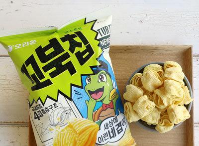 「ポッキー」「かっぱえびせん」の次は、あのスナック!? 韓国でまたパクリ菓子が登場! の画像1