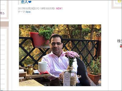 泰葉が200万円ヘアヌードを「大好評」と自画自賛! イラン人の恋人も初公開の画像1