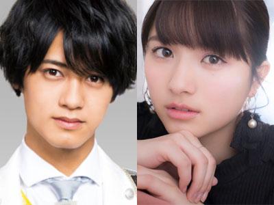 左:King&Prince・高橋海人(ジャニーズ事務所公式サイトより) 右:大和田南那(エイジアプロモーション公式サイトより)